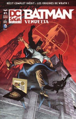 Dc Saga Présente 01 Batman - Vendetta
