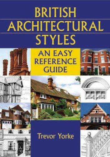 British Architectural Styles: An Easy Reference Guide (England's Living History)
