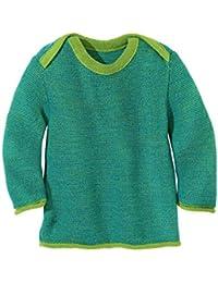 disana 31302X X–Sudadera de mezcla lana azul