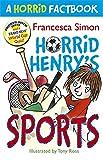 Horrid Henry's Sports: A Horrid Factbook