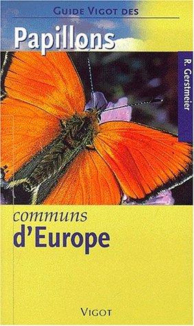Papillons communs d'Europe