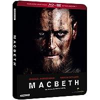 Macbeth (MACBETH (BLU-RAY+DVD), Spanien Import, siehe Details für Sprachen)