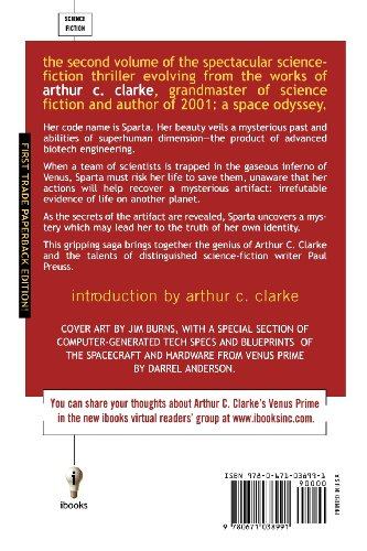Arthur C. Clarke's Venus Prime 2: v. 2