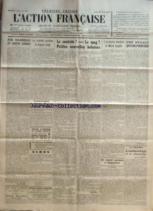 action-francaise-l-no-112-du-22-04-1937-fix-masseau-et-gaston-cherau-par-leon-daudet-les-criminels-p