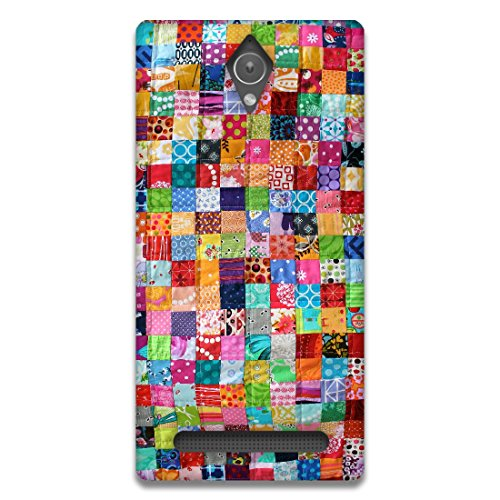 The Racoon Lean printed designer hard back mobile phone case cover for Asus Zenfone C. (Colourful)  available at amazon for Rs.99