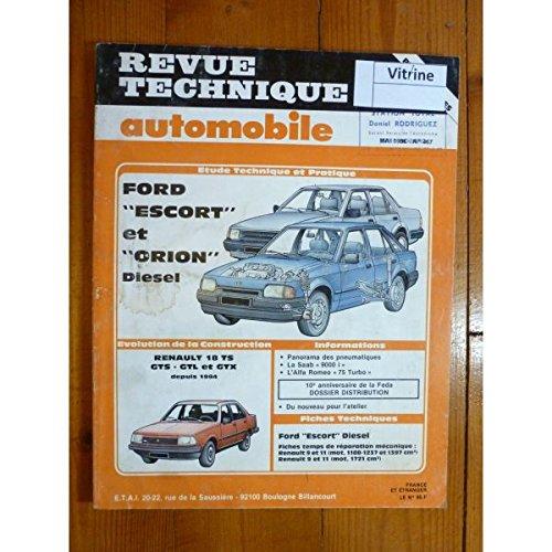 pdf gratuit rta0467 revue technique automobile ford escort et orion diesel thespiritofplace. Black Bedroom Furniture Sets. Home Design Ideas