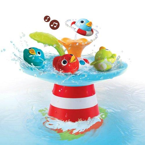 Yookidoo 40138 - Gioco Musicale Corsa Delle Oche Utilizzabile in Acqua