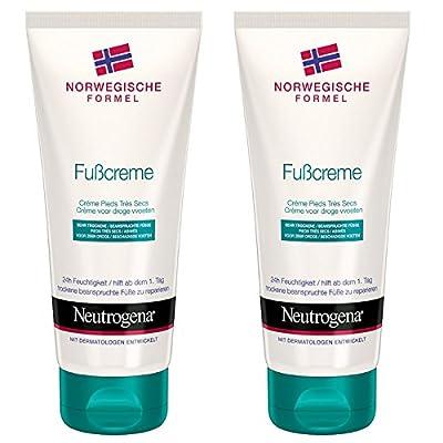 Neutrogena Norwegische Formel Fußcreme/Feuchtigkeitsspendende