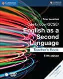 Cambridge IGCSE® English as a Second Language Teacher's Book with Audio CDs (2) and DVD (Cambridge International IGCSE)