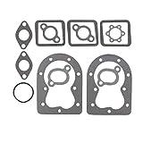 Minzhi Metallventil Grind Kopfdichtung Kit f¨¹r Onan BF-B43-48 P216 P218 P220 Motor 110-3181