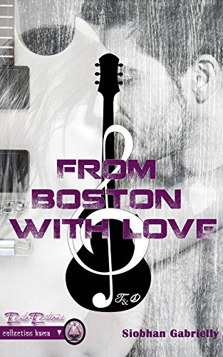 From boston with love - Siobhan Gabrielly