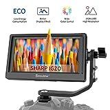 Desview Mavo P5 5.5 Pollici Monitor da Campo, DSLR-Monitor-Esterno-Reflex-4K HDMI 1920 * 1080, con Schermo LCD IGZO 450nit, Compatibile per Canon Sony Nikon