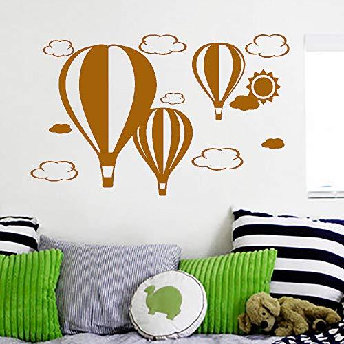 Njuxcnhg Home Wand Wandbilder Wanddekoration Origami-Abziehbilder - Ovale Kissen-bürste