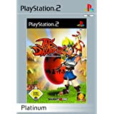 Jak and Daxter: The Precursor Legacy [Platinum]