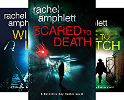 Kay Hunter (4 Book Series) by Rachel Amphlett