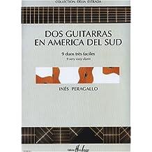 Dos guitarras en America del Sud