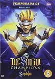 Desafío Champions Sendokai - Temporada 1, Volúmenes 1-6 [DVD]