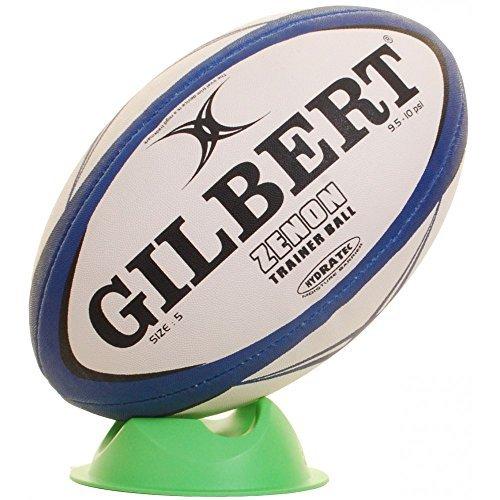 gilbert-zenon-pallone-per-allenamento-da-rugby-misura-3-blu-scuro-nero