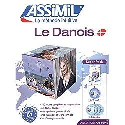 Le danois. Con 3 CD Audio. Con CD Audio formato MP3 (Senza sforzo)