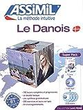 Superpack Danois (livre + 3 CD+1 MP3)