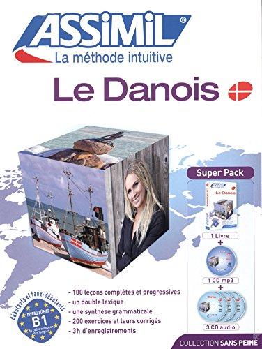 Le danois : Super pack (3CD audio MP3) par Kurt Vonnegut