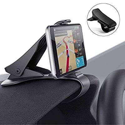 Modohe Supporto Auto Smartphone Universale Cruscotto Porta Cellulare Auto per iPhone XS Max/Xs/Xr/X/8/7/6s Plus, Galaxy S10 S9 Note Huawei P20 Xiaomi etc.