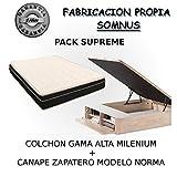 colchones-somnus Pack Mod.SUPREM