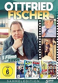 Ottfried Fischer - Sammeledition [5 DVDs - Hochwürden wird Papa, Die blaue Kanone, Die Superbullen, Starke Zeiten, Mama mia - n