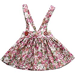 d26a51c3b Ropa Bebe Niña Verano 2018 K-youth® Ropa Bebe Recien Nacido Niña Vestido  Bebe