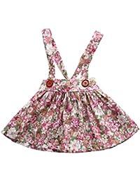 d5db41537 Ropa Bebe Niña Verano 2018 K-youth® Ropa Bebe Recien Nacido Niña Vestido  Bebe Ceremonia Vestido Bebe Niña Bautizo Vestido de honda…