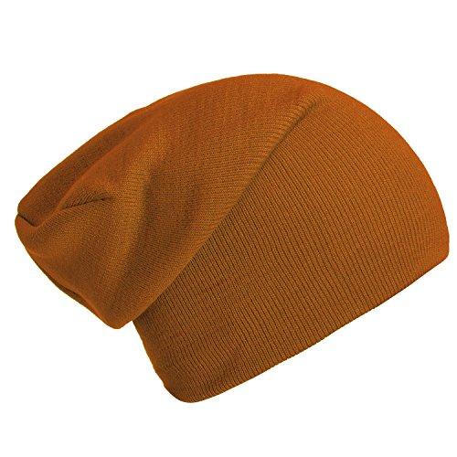 DonDon Bonnet Slouch Beanie pour l'hiver avec...