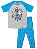 Fortnite Pijamas de Manga Corta para niños Llama 9-10 Años