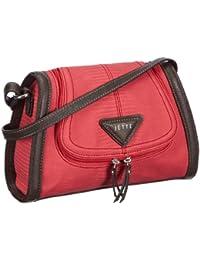 JETTE Miss Johnson Small Shoulder Bag 4030001203, Damen Schultertaschen 26x17x7 cm (B x H x T)