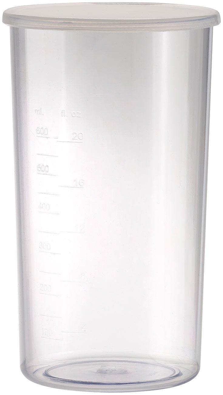 Sichler-Haushaltsgerte-Prierstab-Edelstahl-Akku-Stabmixer-15-Min-Laufzeit-120-W-splmaschinenfest-Akku-Mixer