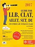 Guide For LLB, CLAT, AILET, SET, DU And Other Law Entrance Exams(Set Of Two Volume)