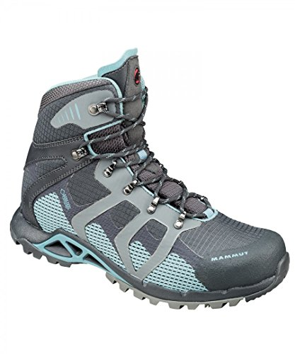 Mammut Comfort High GTX Surround Women - Trekkingstiefel - black/graphite 37,5