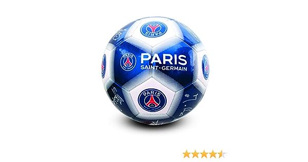 Pallone da calcio ufficiale Paris Saint-Germain colore PSG Blu
