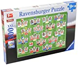 Ravensburger Fashion Designer 13212 - Deutsche Fußball Liga, 300-teilig
