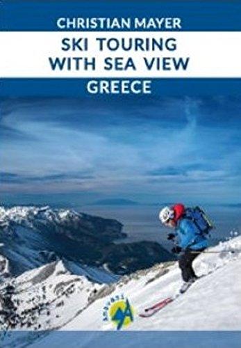 Ski touring with sea view Greece anavasi por Anavasi