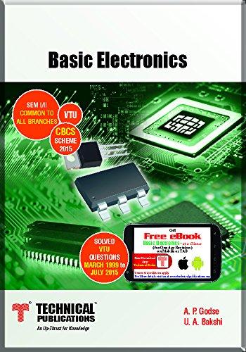 Basic Electronics for VTU (I/II-COMMON-2015 course)