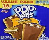 Kellog's Pop Tarts Packaged Toaster Pastries
