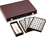 Mah Jongg Set - Ensemble de Mahjong Club de Luxe - Jaques de Londres Depuis 1795