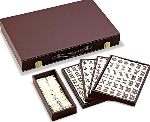 Mah Jongg Set - Luxus Club Mahjong Set - Jaques von London seit 1795