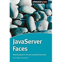 JavaServer Faces. Web Development mit dem Standardframework