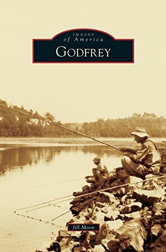 Godfrey by Jill Moon (2013-11-11)