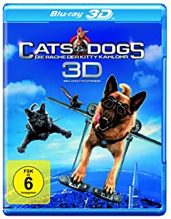 Cats & Dogs - Die Rache der Kitty Kahlohr (+ Blu-ray)