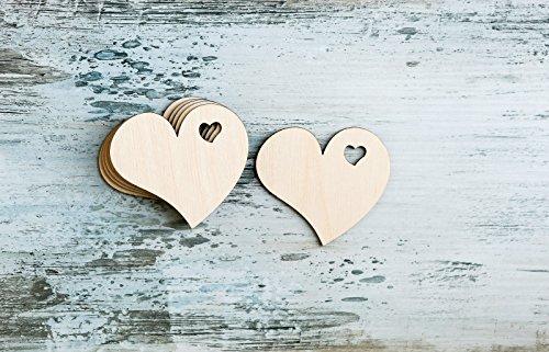 rz Form, Liebe, Geschenk Decoupage, Handwerk Versorgung, Handwerk Dekoration, Form Kunst-Projekte, unlackiert Holz, Valentine Day ()