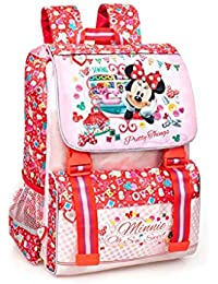 c81eb4af8fb03e Zaino Scuola Estensibile Minnie Sweet - Disney