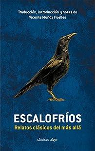 Escalofríos par Vicente Muñoz Puelles