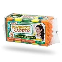 KRESS Kleen Sponge Scourers (5 Pack)